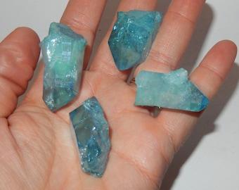 Aqua Aura Crystal
