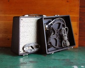 Fairchild Cinephonic Speaker and Microphone, Vintage Home Movie Gear