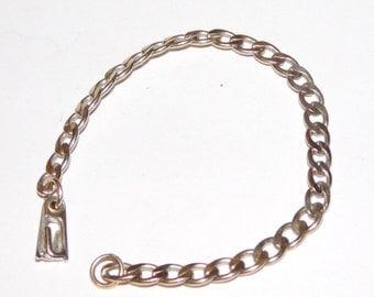 Vintage LGB signed 12k gold filled bracelet