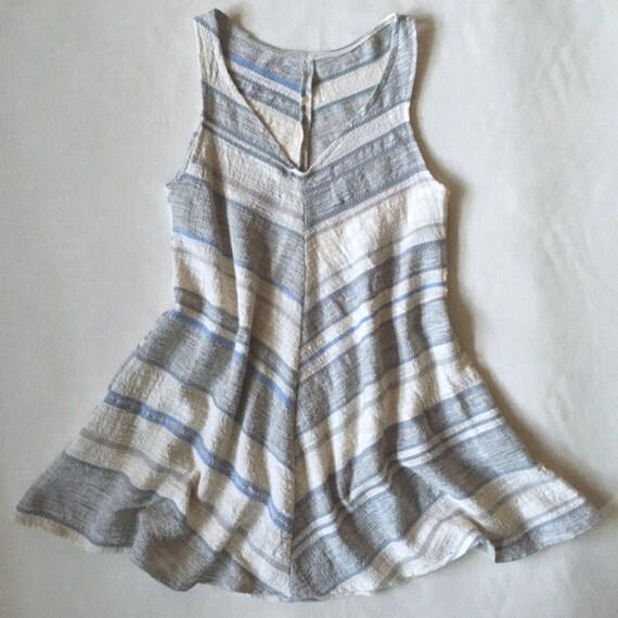 A-Line Dress, Mini Length, M