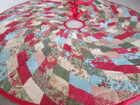 Modern Christmas Tree Skirt Tree Decoration Country