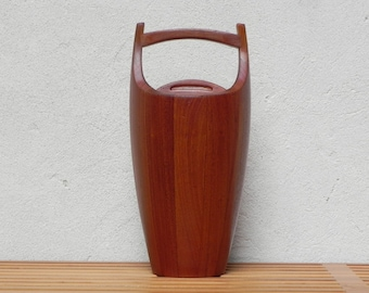 Tall Dansk Danish Modern Ice Bucket