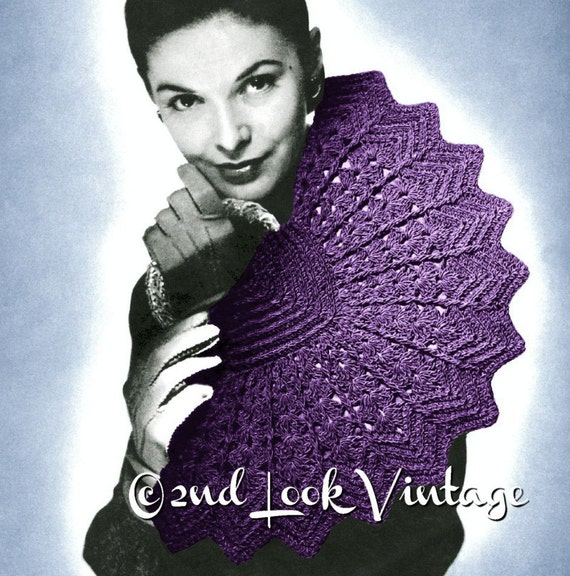 Crochet Vintage Bags and Purse Patterns -