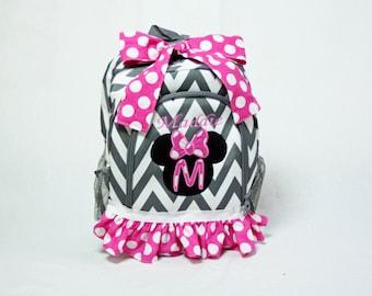 Backpacks, Girl Backpacks; School Bag; Monogrammed Backpack, Personalized Backpack,Custom Backpack, Back to School, Pink Backpack, Book Bag,