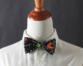 Math Bow Tie - Men's Tie - Math Nerd Tie - Pre-tied & Adjustable - Teacher Gift - Father's Day Gift