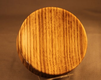 Oak Magnetic Pincushion or Paperclip Holder