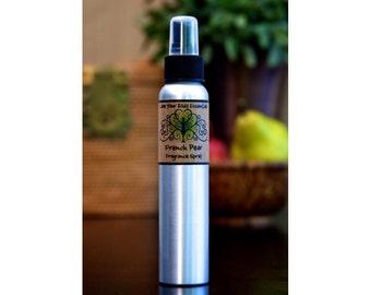Pear body mist, Pear body spray, pear perfume spray, room spray, room deodorizer