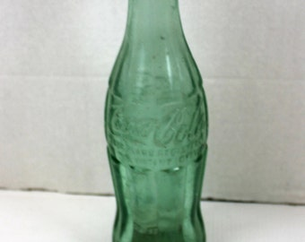 vintage coke bottle 59-92 heavy class collectible