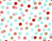 Boppy cover, Nursing Pillow cover, polka dot boppy cover