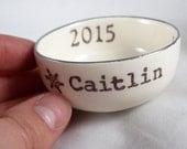 CHRISTMAS ENGAGEMENT GIFT for her custom wedding ring holder gift for wife gift for girlfriend gift for boyfriend gift for him