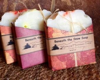 Beneath The Snow Soaps