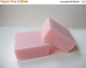 Carnation Cold Process Soap, Sea Salt Spa Bar Fresh Scent