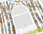 Ketubah - Summer, Fall Bi...