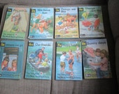 Vintage Ladybird Key Words Reading Scheme 1A to 8A Series GREAT Condition