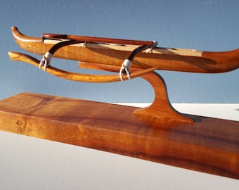 Trophy outrigger canoe