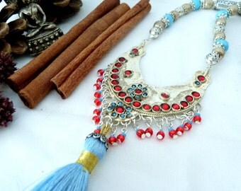SALE!! Delights Of Marrakech Silver Necklace SALE!!