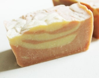 Bayberry Soap - Natural Handmade Cold Process Lard Olive Oil