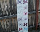 Happy little Butterflies, Butterfly Quilt, Cutter