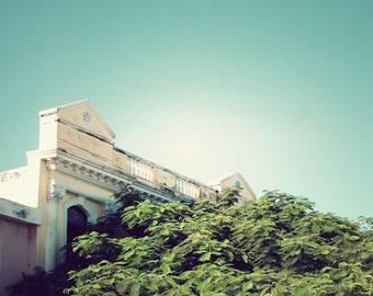 Colonial Building. Merida, Yucatan