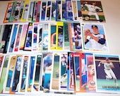 50 Assorted Vintage Houston Astro Cards