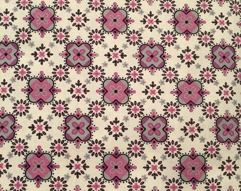 Medallion thistle, Eastham Collection from Denyse Schmidt for Free Spirit Fabrics, 1/2 yd