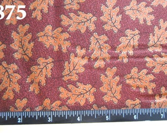 Andover Quilting Fabric, Harvest Mix, Fall Leaves