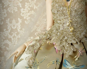 Dress Set for Soom Super Gem - Pani Skrzydlata -
