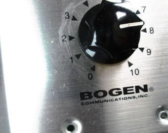Bogen 35 Watt Attenuator.  Model AT-35A.  Made in Korea.  G-275