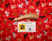 "Organic Medium Elk Antler Dog Chew ""Made in Montana"" (Lot C105)"
