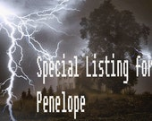 Special Listing for Penelope