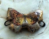 Little Butterfly Bracelet Connector #11