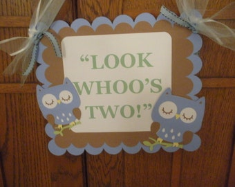 Door Sign for All Occasions You Choose Your Colors and Themes