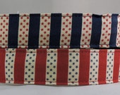 Dog Collar, Martingale Collar, Cat Collar - All Sizes -  Americana