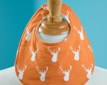 Abibi Baby Bib - Oh Deer!