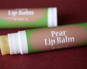 Pear Lip Balm