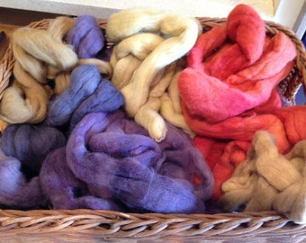 Natural Dyeing Introduction:  Complete PDF Instructions for Botanical Dye Colors