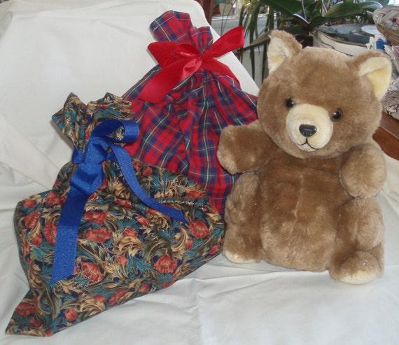 Drawstring Gift Bag, Jumbo Cloth Gift Bag