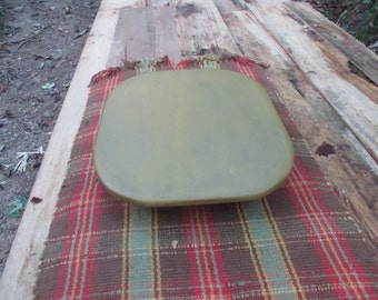 Large Oval Table Riser, Monitor Stand, Early American Tray, Colonial Centerpiece, Primitive Oval Table Bench * READY to SHIP*