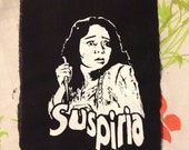 HORROR SUSPIRIA PATCH witch lovers and ballet dancers unite
