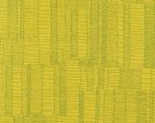 Doe Ladder Lines in Leaf, Carolyn Friedlander, Robert Kaufman Fabrics, 100% Cotton Fabric, AFR-15026-43 LEAF
