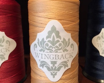 Upholstery Thread - Nylon - 4oz spool - Nine different colors