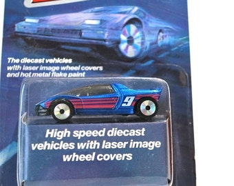 ON SALE Matchbox Superfast Laser Wheels Quasar MOC 1986