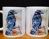 Raven Mug // Mug