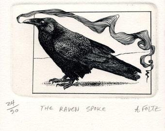 Raven Spoke