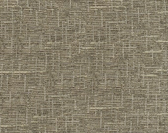 Multi Color Cross Hatch Weave - Jaquard Upholstery Fabric - Robust and Durable - Beautiful - Color: Tiffany Stone - per yard