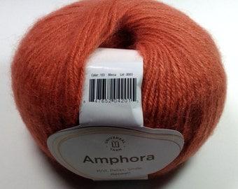 Amphora Yarn color 103 Lunar Lot 8003, Universal Yarn, Mohair Yarn, Acrylic Yarn, Alpaca Yarn