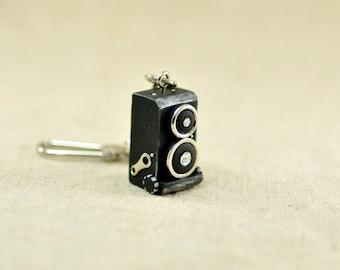 Personalized necklace Mamiya Camera miniature / personalized gift /personalized necklace