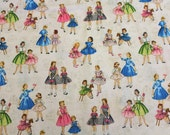 McCalls Style# 30525 Pre Washed Pre Shrunk 100% Cotton Quilt Apparel Craft Novelty Retro Fabric Hard To Find Out of Print RARE