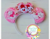 Super Cute Love Marie Aristocats Mouse Ears!!