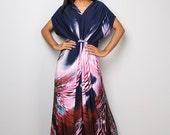 Boho dress - Summer maxi dress : Funky Elegant Collection No.23p